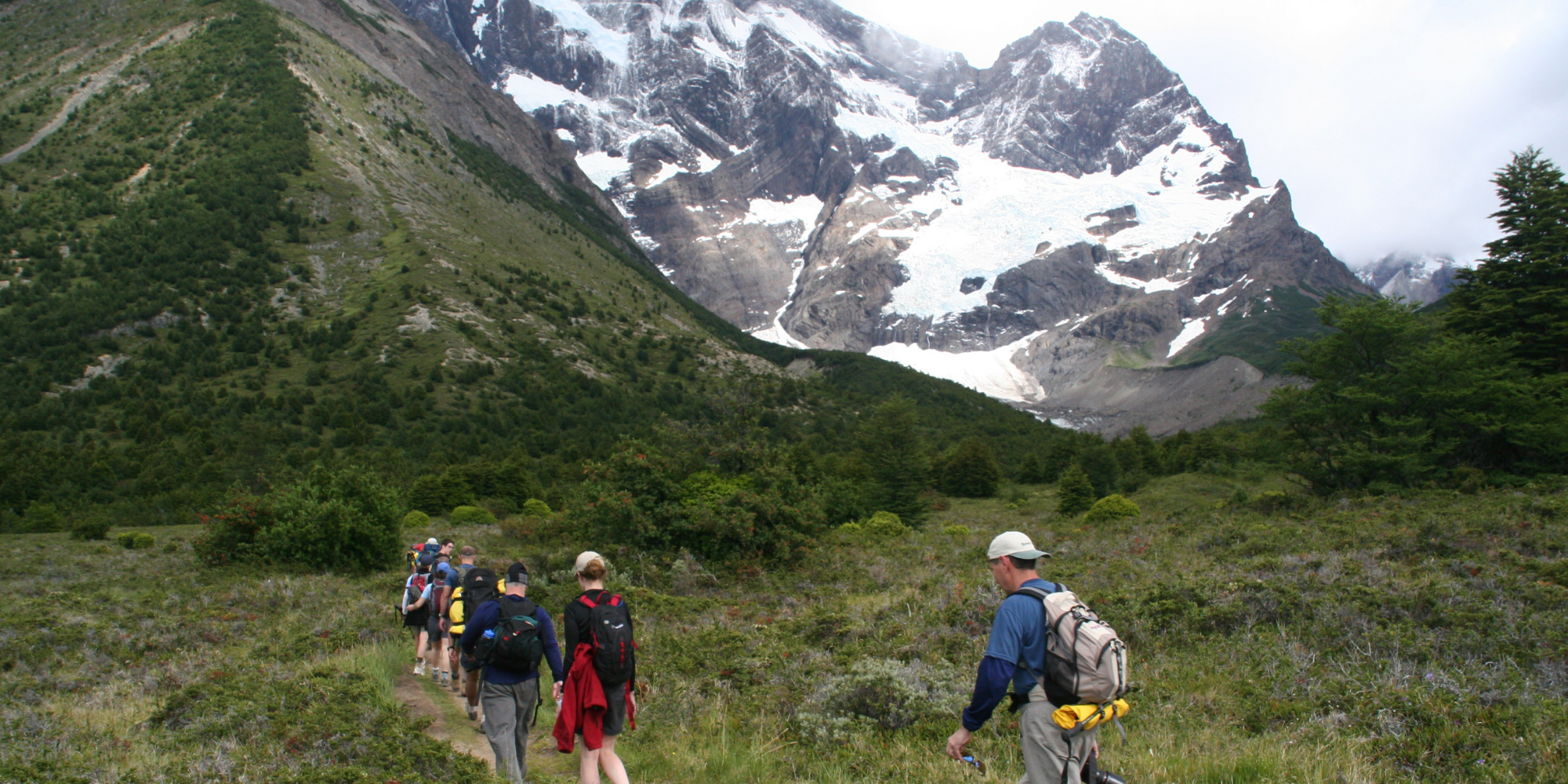 Trekking at the Tip of the World: Patagonia