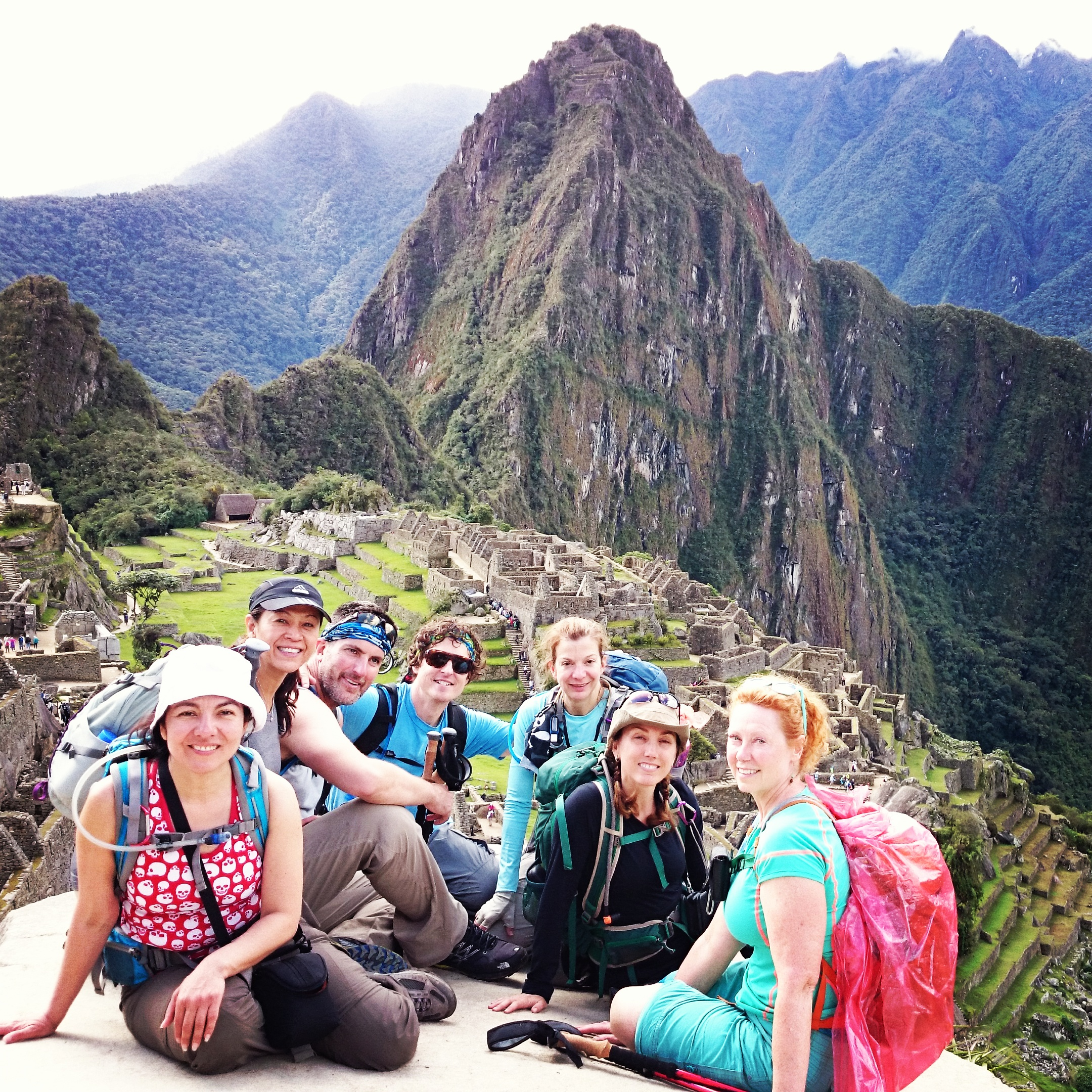 Inca Trail Trek – Amazing Journey, Amazing Views