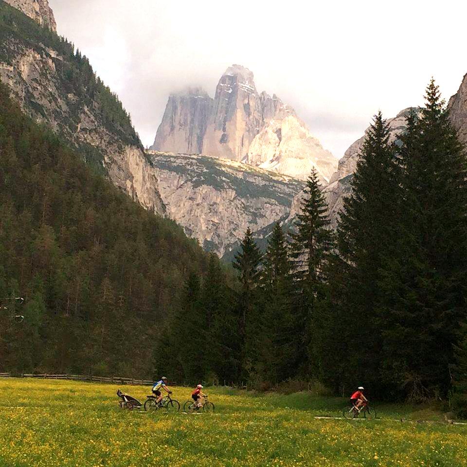 Biking the Breathtaking Dolomites