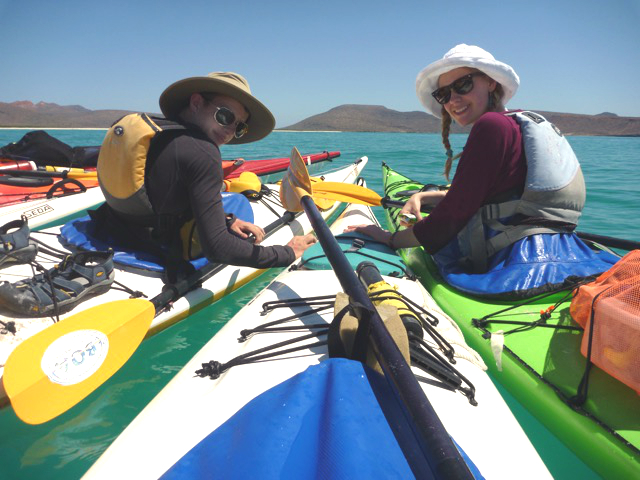 Hands-on Learning: Private Baja Kayaking Adventure