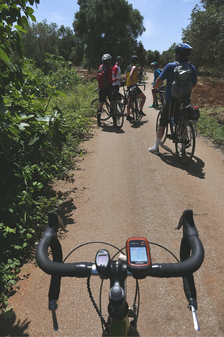 The Terrific Addition of GPS on Bike Tours
