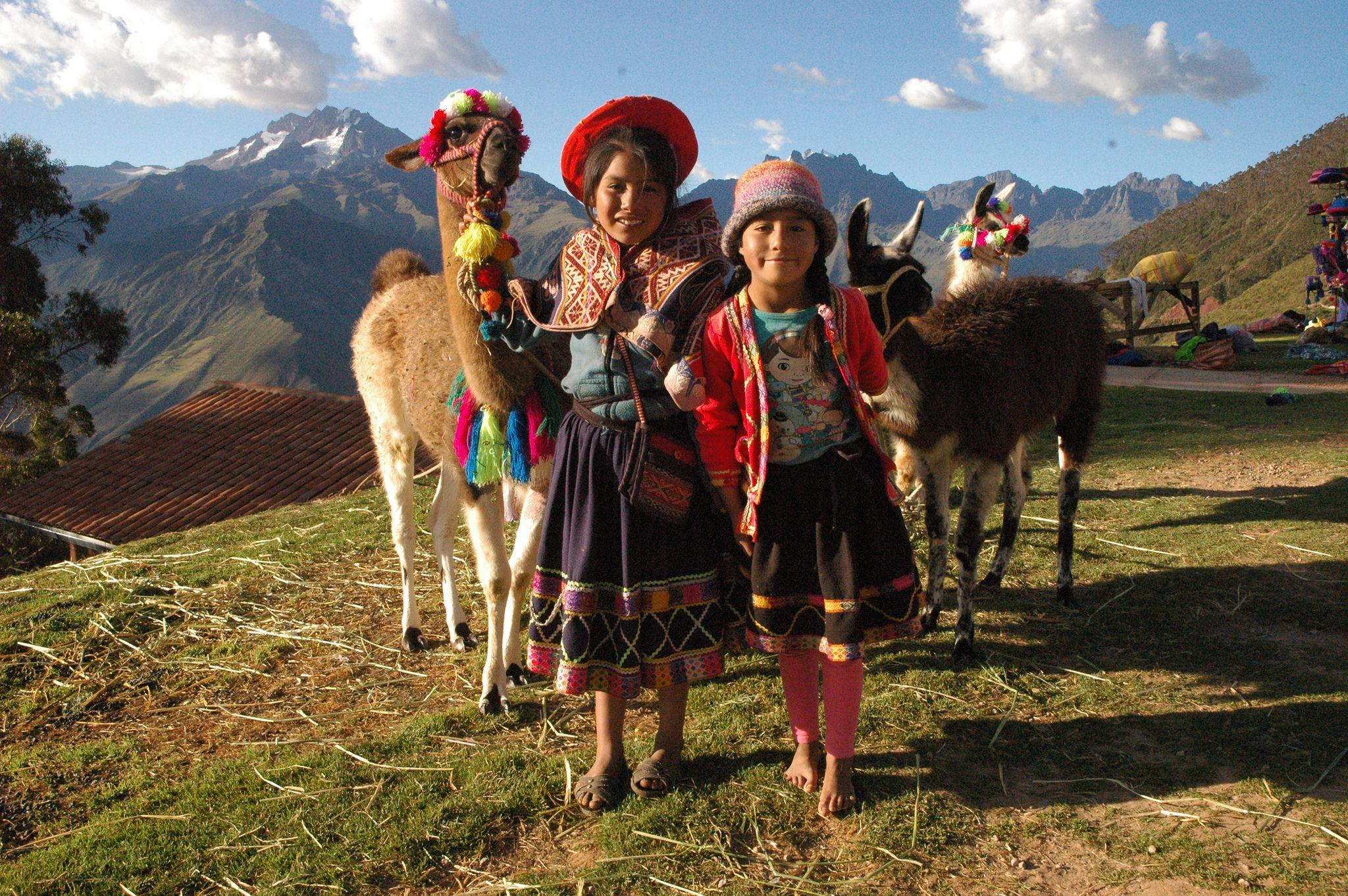 Inca Trail By Alexei Dmitriev