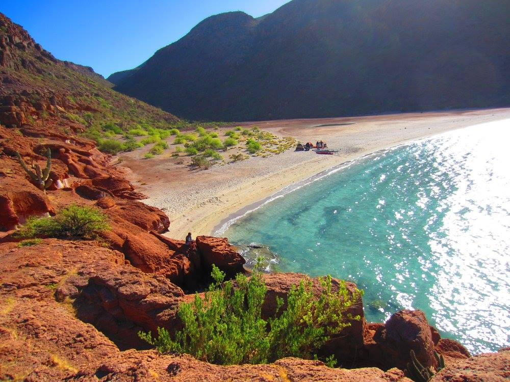Baja, a true paradise for water lovers