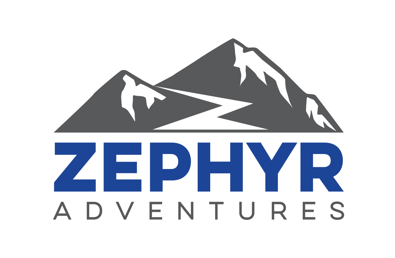 Welcome, New Zephyr Logo