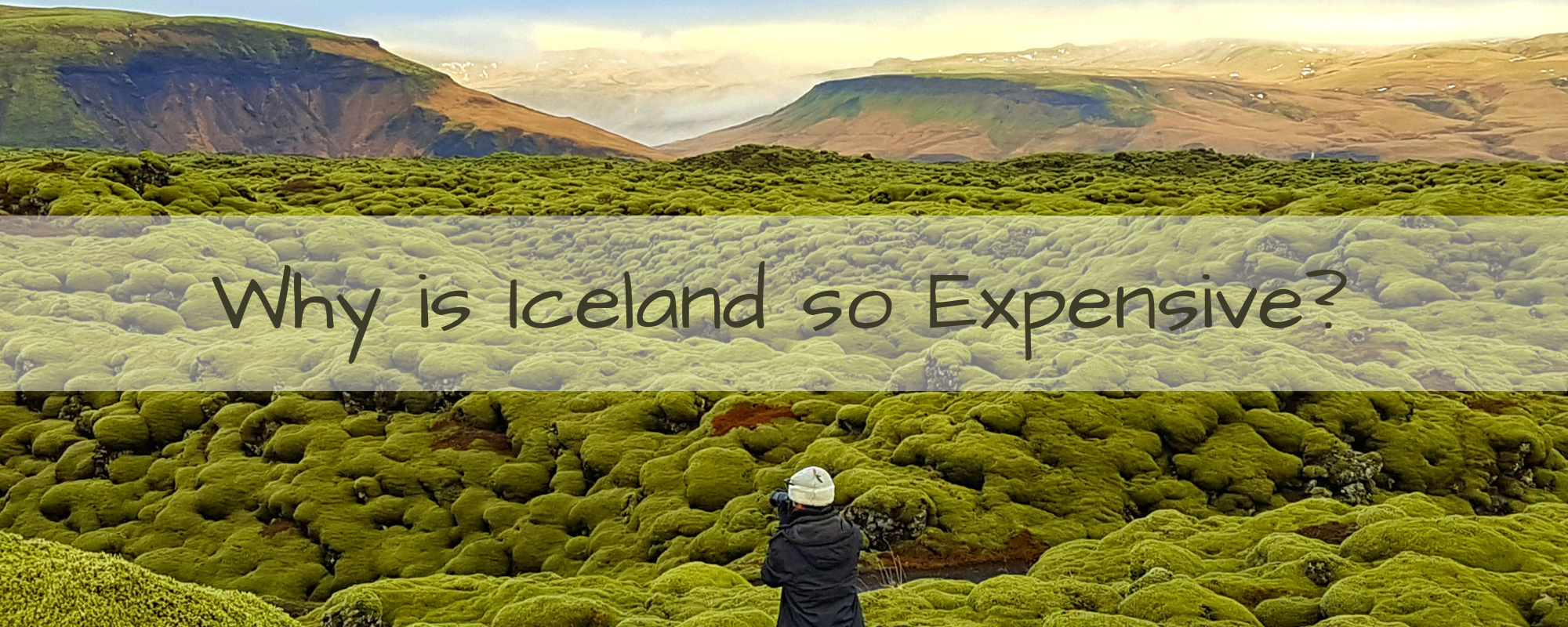 Why Is Iceland So Expensive?