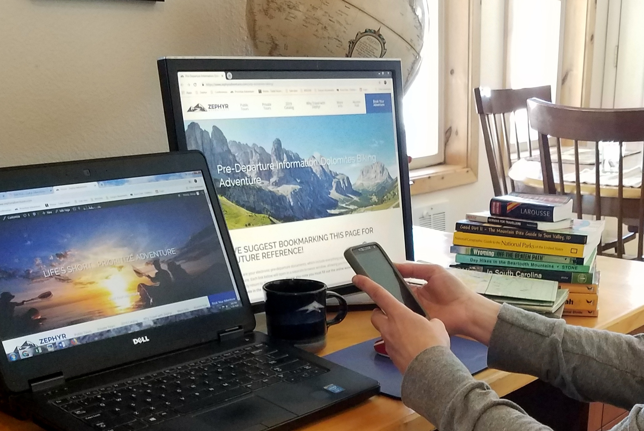 14 Technology Hacks for Vacation Planning: Sites You'll Want to Bookmark!