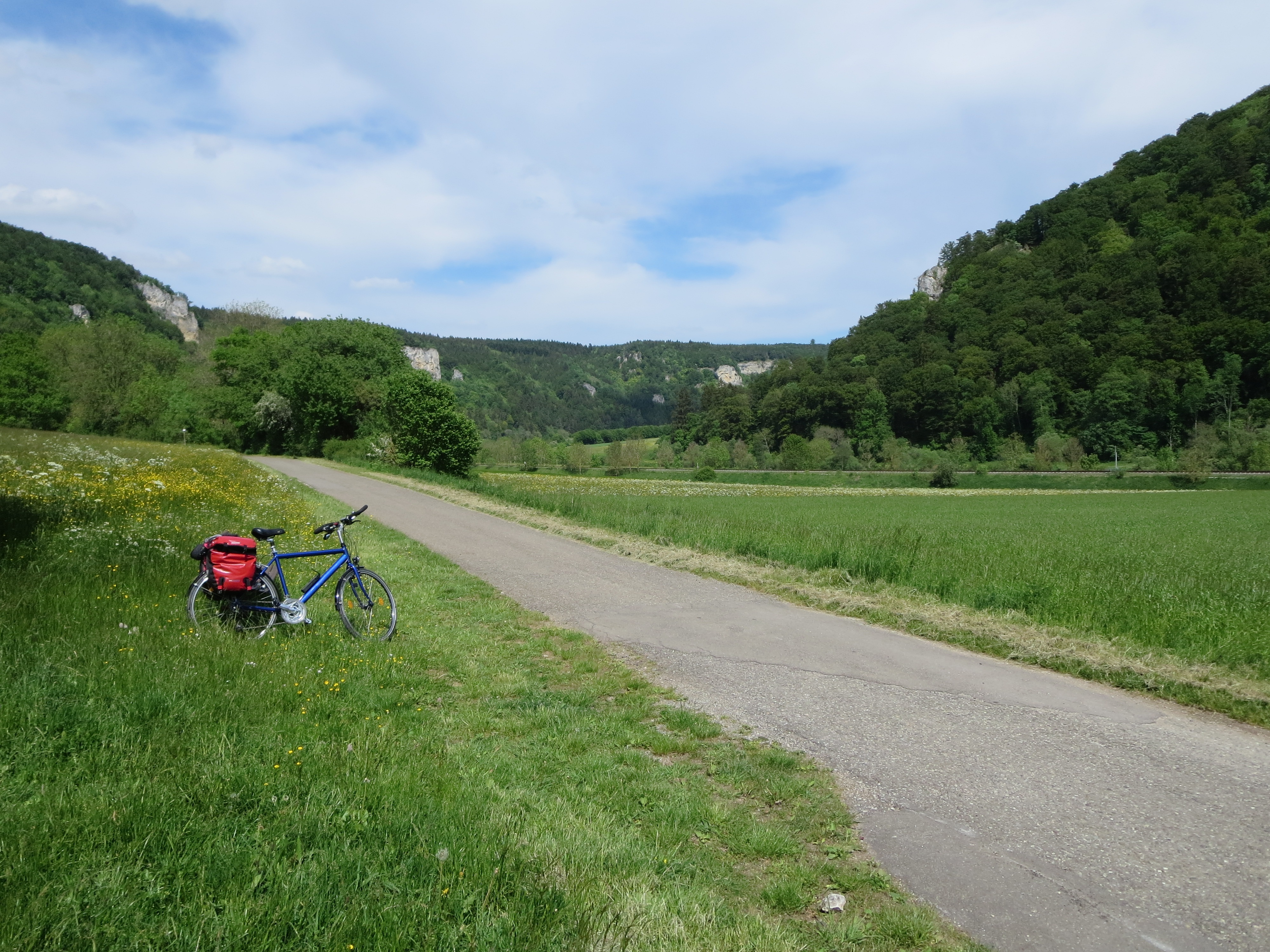 My 22-Year History With the Danube Bike Path