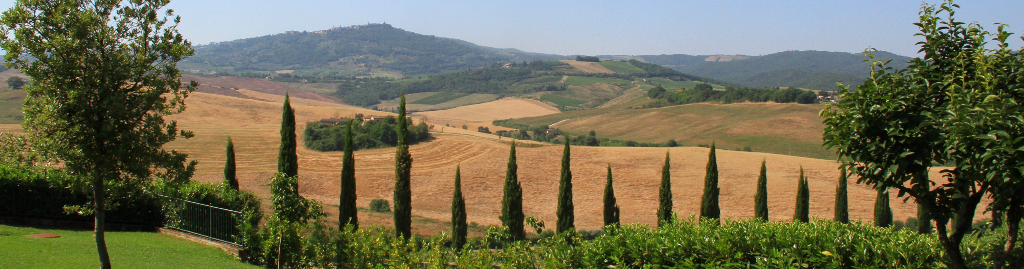 The Dreamscape of Tuscany on Foot